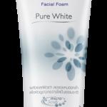 Biore Facial Foam Pure White (บิโอเร เฟเชี่ยล โฟม เพียว ไวท์) 100g
