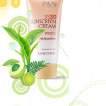 PAN sunscreen white SPF30 -35g
