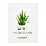 Skinfood Beauty in a Food Mask Sheet, Aloe