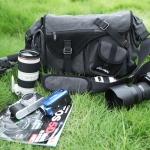 กระเป๋ากล้องสะพายกันน้ำEIRMAI ใส่notebook14นิ้ว