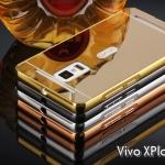 Luxury Mirror Bumper สำหรับ Vivo XPlay 3S