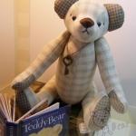 ตุ๊กตาหมีผ้าทอญี่ปุ่นขนาด 25 ซม. - Nap