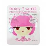 Cathy doll เรดี้2ไวท์มิลกี้เดรสครีมแพ็ค6มล.*12ซอง(ส่งฟรีEMS)