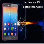 ฟิล์มกระจกนิรภัย Tempered Glass สำหรับ Lenovo S60