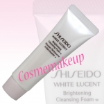 Shiseido White Lucent Brightening Cleansing Foam W 30 มล.