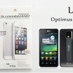 ฟิล์มใส LG Optimus 2X - P990 ยี่ห้อ Screen Guard