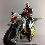 Kamenrider Wizard Flame+Motorcy Rider