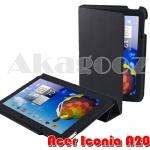 เคสหนัง Acer Iconia A200 (ไมโครไฟเบอร์)