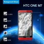 ฟิล์มกระจกนิรภัย Tempered Glass สำหรับ HTC One M7