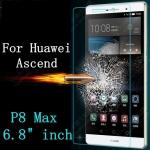 ฟิล์มกระจกนิรภัย Tempered Glass สำหรับ Huawei P8 Max
