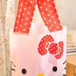 กระเป๋า shopping bag Hello Kitty