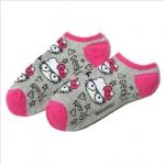 ถุงเท้า Hello Kitty แบบสั้น