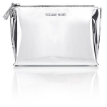 ❤❤ พร้อมส่งค่ะ ❤❤ Victoria's Secret Holographic Large Makeup Bag