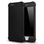 เคสประกบ tpu ไอโฟน 6/6S สีดำ