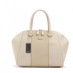 พร้อมส่งล็อตสุดท้ายค่ะ Authentic Harrods elegant leather handbag ทรง bowling