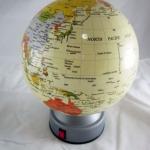 ลูกโลกเส้นผ่าศูนย์กลาง 14 Cm.