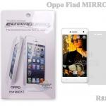 ฟิล์มกันรอย (ชนิดใส) Oppo Find Mirror - R819 / R819T