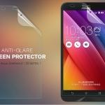 """ฟิล์มด้าน ลดรอยนิ้วมือ Asus Zenfone 2 (5.5"""") เกรดพรีเมี่ยม ยี่ห้อ Nillkin Anti-Glare"""