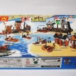 เลโก้ชุดทหารเรือและโจรสลัด