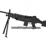 ปืนอัดลม M-248 AIR SOFT GUN (เลเซอร์+ไฟฉาย)