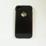 เคสไอโฟน 4/4S SLIM Armor สีดำ
