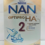 Nestle NAN OPTIPRO HA2 BL 700 g. นมผงแนนเฮชเอ2 (12 กล่อง)