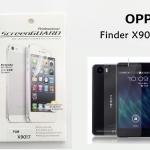 ฟิล์มกันรอยหน้าจอ ชนิดใส (ตรงรุ่น) Oppo Finder - X9017