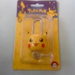 พร้อมส่งจ้า so cute Pokemon ปิกาจู mascot lock