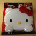 พร้อมส่งค่ะ Hello Kitty seat tray ถาดวางอาหารในรถแบบพับได้