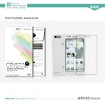 ฟิล์มกันรอยชนิดใส Huawei Ascend G6 เกรดพรีเมี่ยม ยี่ห้อ Nillkin Crystal Clear