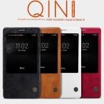 เคสหนังแท้ Huawei Mate 8 ยี่ห้อ Nillkin Leather QIN-Series