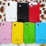 เคสแข็งบาง LG Nexus 4 - E960 รุ่น Rainbow Hard Slim