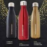 พร้อมส่งค่ะ Starbucks S'WELL bottle ขวดลดโลกร้อนจ้า