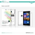 ฟิล์มกันรอยชนิดใส Nokia Lumia 925 เกรดพรีเมี่ยม ยี่ห้อ Nillkin Crystal Clear