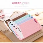 เคสซิลิโคนนิ่ม รูปไอศครีม Huawei Honor 6 Plus (แถมฟรี .. สายคล้องสุดน่ารัก)
