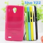 เคสแข็งบาง Vivo Y22 รุ่น Ultra Bright Slim