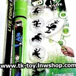 Toy Ben 10 Lite Force PROJECT-A-LITE