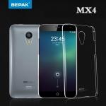 เคสแข็งบางใส Meizu MX4 (แถมฟิล์ม) ยี่ห้อ Bepak Naked