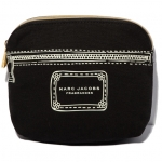พร้อมส่งค่ะ Marc by Marc Jacobs black canvas make up bag