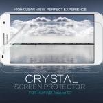 ฟิล์มใส ลดรอยนิ้วมือ Huawei Honor 6 เกรดพรีเมี่ยม ยี่ห้อ Nillkin