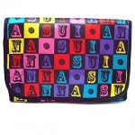 พร้อมส่ง Colorful Travel ANNA SUI storage package
