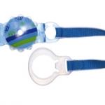 สายหนีบจุกหลอกมัม MAM Twist clip สีฟ้า
