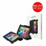 เคสหนัง HTC Flyer <BookCase - MicroFiber>