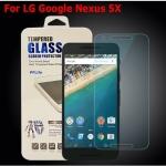 ฟิล์มกระจกนิรภัย Tempered Glass สำหรับ LG Nexus 5X