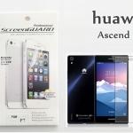 ฟิล์มใส Huawei Ascend P7 ยี่ห้อ Screen Guard