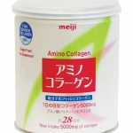 meiji Amino Collagen 200g.(ส่งฟรีEMS)