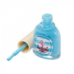 Skinfood Nail Vita Alpha Marine Blue #ABL02 Blue Hawaii
