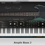 Ample Sound Ample Bass J (Fender Jazz Bass) v1.1.0