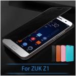 เคสหนังฝาพับ Lenovo ZUK Z1 ยี่ห้อ MOFi Leather Standing