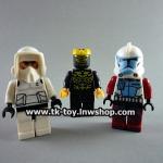 มินิฟิกเกอร์ สตาร์วอส์ 3 ตัีว STARWARS